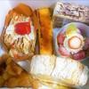 パティスリー アンシャンテ - 料理写真:6種類6点税込合計¥2400購入