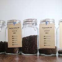 Vegecafe coffe beans◎コーヒー豆販売開始いたしました!