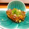 ふじ木 - 料理写真:トラフグの皮の煮凝り