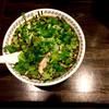 卍力 - 料理写真:<2017年2月再訪>スパイスラーメン・Wパクチー・1,080円