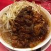 麺屋 あっ晴れ - 料理写真:豚辛らーめん(野菜マシ)