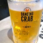 DANCING CRAB -