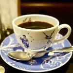 宮越屋珈琲 - [2017/01]宮越屋珈琲ブランチセット・焼チョコトースト(780円)