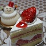リリエン ベルグ - ショートケーキ
