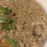 梵平 - アサリと鶏ミンチのクラムチャウダー風カレー