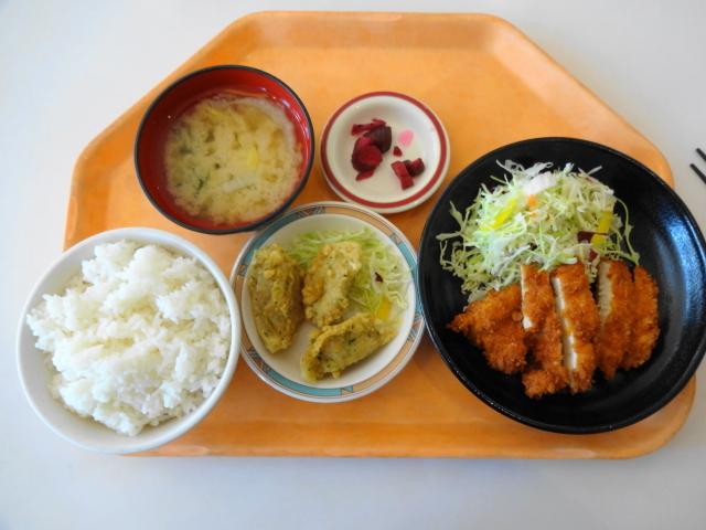 生駒市役所 食堂