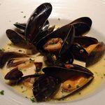 62772378 - アイルランド産ムール貝のスープ仕立て