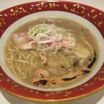 ふるめん - 煮干し醤油ラーメン