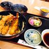 天寅 - 料理写真:天丼(特)1050円