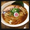 BASSO - 料理写真:中華そば 中盛 800円