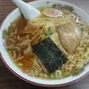 食堂 多万里 - 料理写真:ラーメン    550円