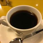 シーザー - コーヒーです。