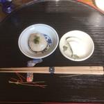 霧島そば處かわぐち - 料理写真: