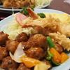 龍潭 - 料理写真:肉団子甘酢あんかけ