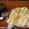 クックタウン - 料理写真:アイスコーヒー モーニング付