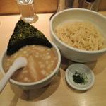 おらが - 【再訪】ホタテの69つけ麺