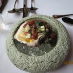 アル・ケッチァーノ - 吹浦産岩牡蠣