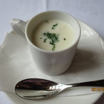アル・ケッチァーノ - 大根の冷製スープ