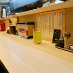 寿限無 - 和食屋風の清潔感のある空間