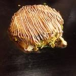オモニ - 豚キムチ玉