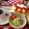 コーヒー館 - 料理写真:モーニングメニューの「ホットドッグモーニング」!