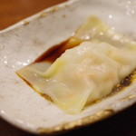 虎峰 - 海老と蟹のクリーム雲呑