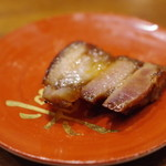 虎峰 - 自家製バラ肉叉焼