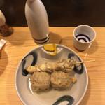 肉おでん まるちゃん - 鰯団子とつぶ貝