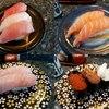 浜っ子 - 料理写真:【2017/2】鮪3種、大トロ、サーモン、北海軍艦