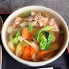 千年ニコ天 - 料理写真:肉うどん