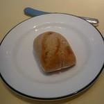 シェ松尾・松濤レストラン - パン