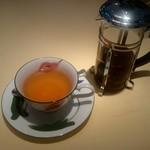 シェ松尾・松濤レストラン - 紅茶