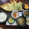 むら松 - 料理写真:天ぷら定食