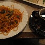 くろんぼ - ナポリタン 750円