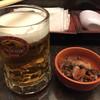 居酒屋 庄助 - 料理写真:生ビールとお通し