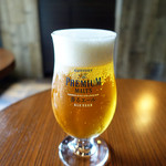 雪の窯珈琲 - 生ビール(香るエール)