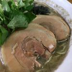 中華そば よしかわ - 煮豚