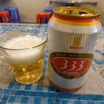 ベトナム屋 DZO! - ベトナムビール、333