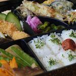 後庵 - 料理写真:カラオケが最大4時間+ドリンクとお弁当がセットで、なんと1500円!