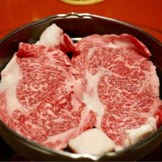 和田金 - 料理写真:鍋に2キレ入れます。