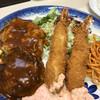ランチハウス - 料理写真:スペシャルセット・赤いタルタルソース