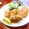 明ごころ - 料理写真:牡蠣フライ