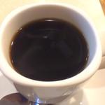 ひまつぶし - ブレンドコーヒー。 美味し。