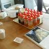 黒田養蜂園 - 料理写真:店内(テイスティングコーナー)