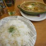 Kikuya Curry - ライスは大盛り300g