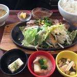 CAFEオヤジ - OYAJIトンテキ