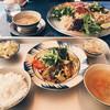 ヨヨナム - 料理写真:ベトナム定食と和え麺