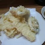 お食事処 かなっぺ - お好み天ぷら盛り