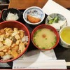 六衛門 - 料理写真:深川丼セット\1100(17-02)