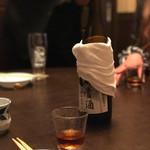中国酒家 大三元 - 紹興酒です( ̄^ ̄)ゞ